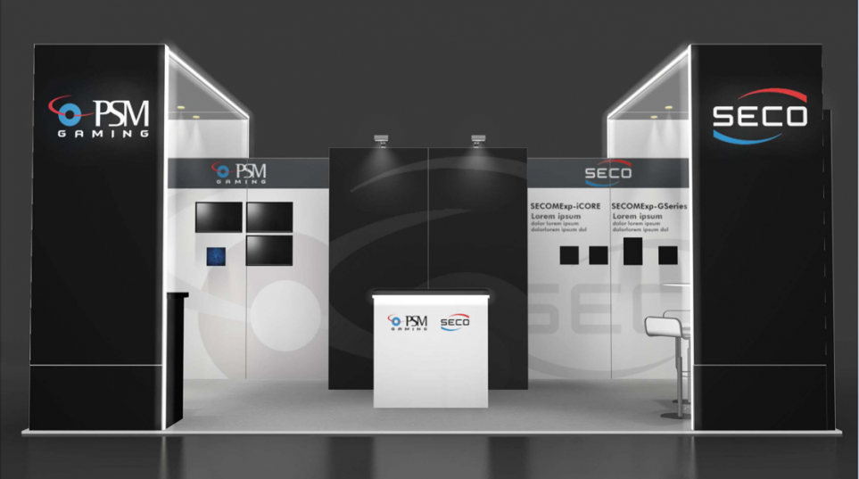 10×20 Exhibit Design We Love: SECO